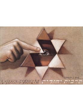 Kultura Żydowska w Plakacie