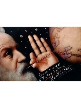 Hommage a Jules Verne