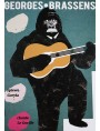 Georges Brassens śpiewa Goryla