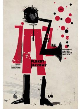 Plakat jazzowy