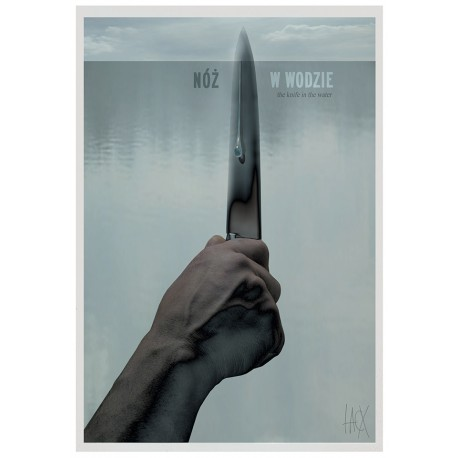 The knife in the water