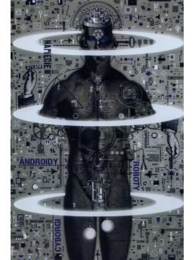 Cyborgi Androidy,Roboty