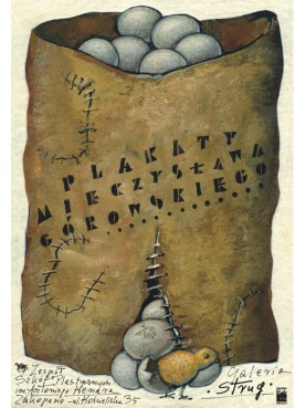 Plakaty Mieczysława Górowskiego
