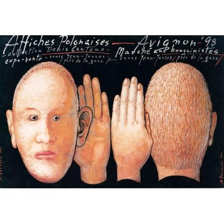 Affiches Polonaises 1998