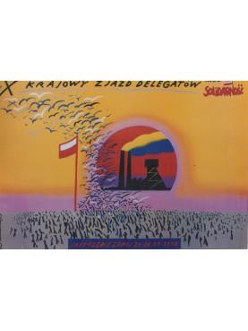 X Krajowy Zjazd Delegatów NSZZ Solidarność