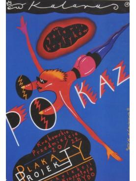 Kalarus Pokaz Plakaty Projekty