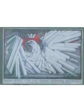 Orzeł Biały - 700 LAT HERBU PAŃSTWA POLSKIEGO