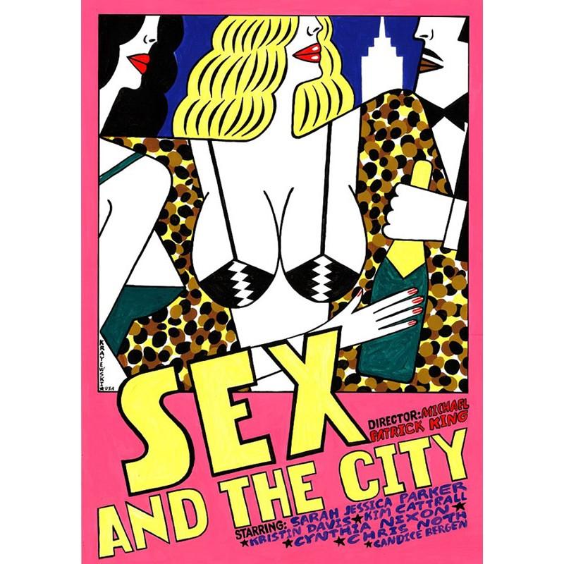 Sex W Wielkim Miescie 81