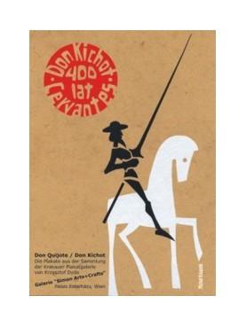 Don Kichot, Cervantes
