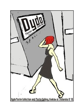 Dydo Poster Collection (Red Hair)