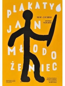 Plakaty Jan Młodożeniec