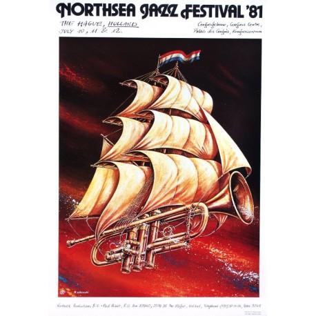 Northsea Jazz Festival '81