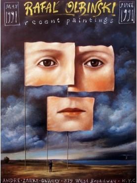 Olbiński - Wystawa Malarstwa w N. Y. '91