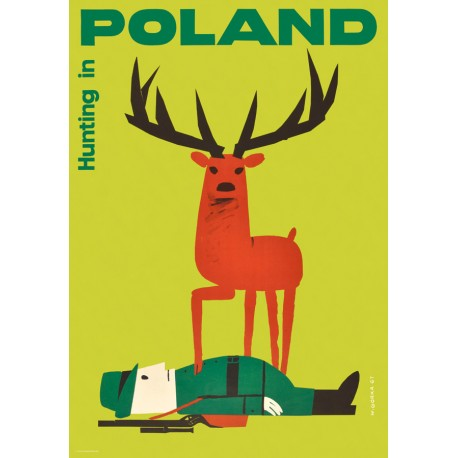 Hunting in Poland (reprint)