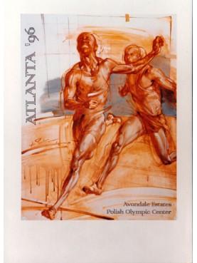 Olimpiada Atlanta '96 (Biegi)