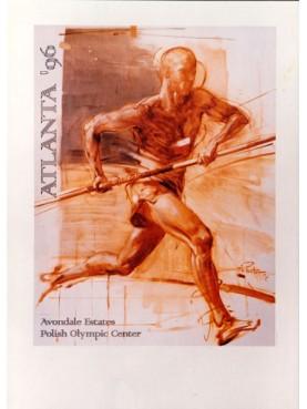 Atlanta Olympics '96 (Vaulter)