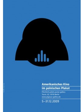 Amerykańskie kino w polskim plakacie