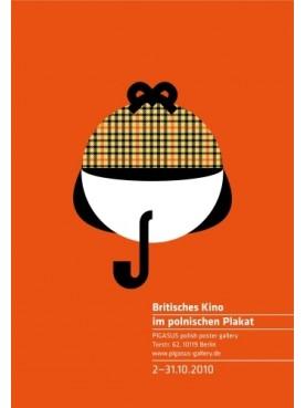 British Films in Polish Poster