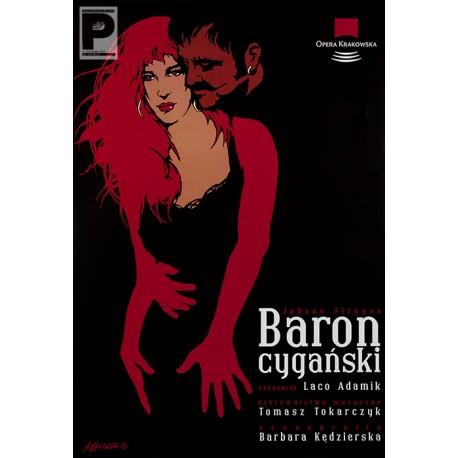 The Gypsy Baron, Strauss