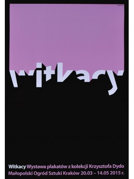 Witkacy, Exhibition Cracow 2015