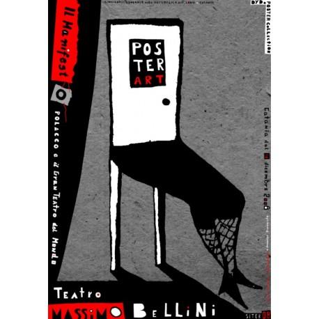 Il Manifesto Polacco E Il Gran Teatro Del Mondo