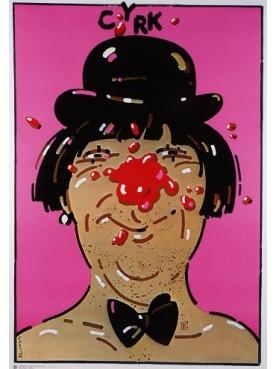 Circus (Pink Clown)
