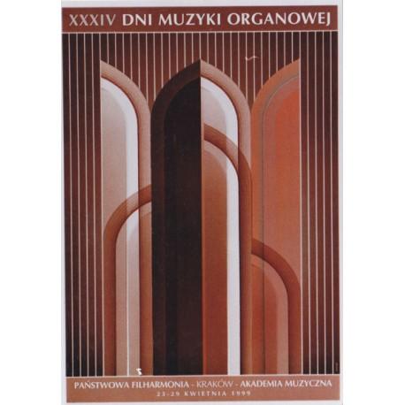 XXXIV Dni Muzyki Organowej