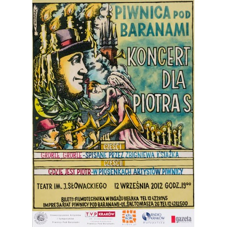 Concert For Piotr S.