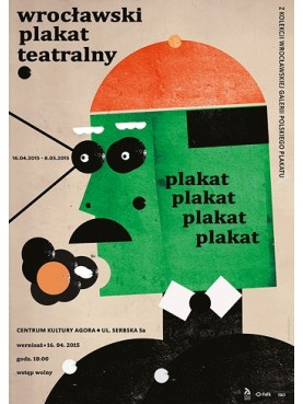 Wroclaw theatre posters