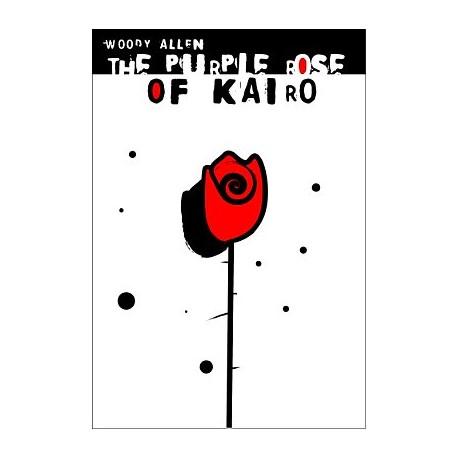 Purpurowa róża z Kairu