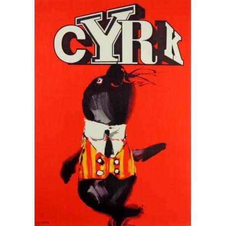 Cyrk (Foczka)