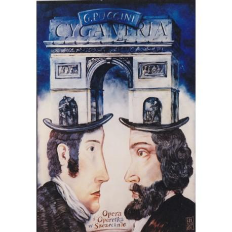 Cyganeria, Puccini