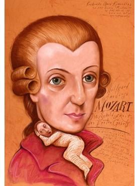Die Schuldigkeit Des Ersten Gebots, Mozart