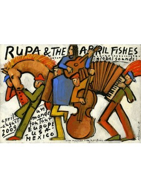 Rupa & April Fishes