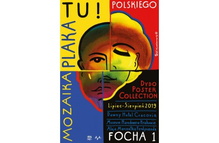 Mosaic of Polish poster