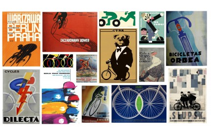 Bicycle poster competition
